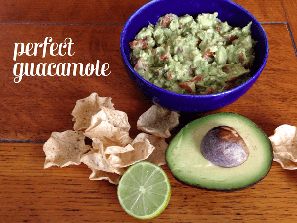 Perfect Guacamole // Feast + West