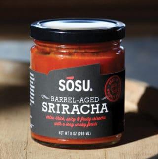 Barrel-Aged Sriracha