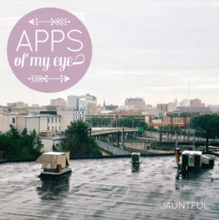Apps of My Eye: Jauntful
