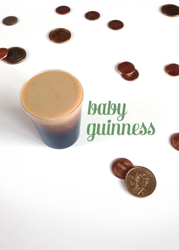 Baby Guinness