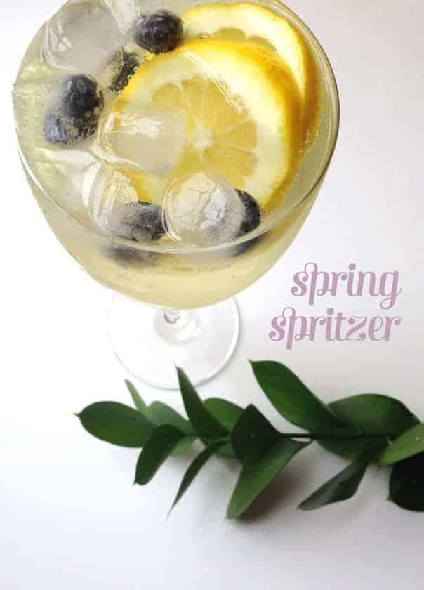 Spring Spritzer // Feast + West