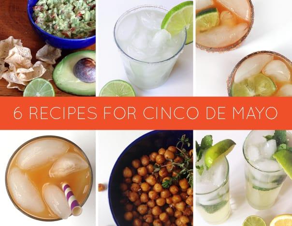 Cinco de Mayo Recipes // Feast + West