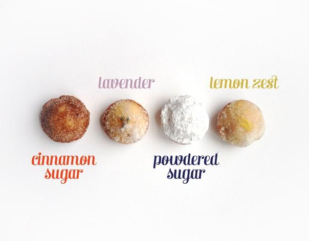 Sugar Doughnut Muffins // Feast + West