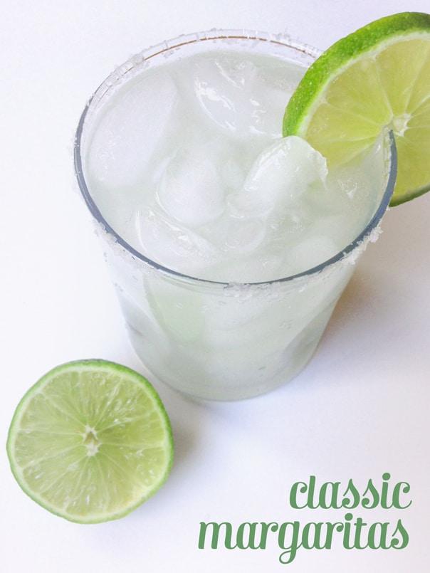 Classic Margaritas // Feast + West