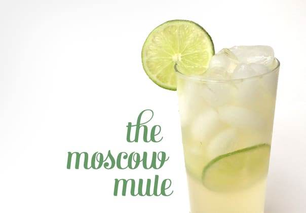 Moscow Mule // Feast + West