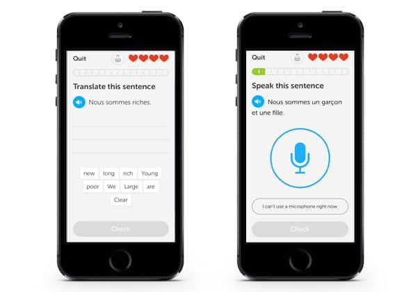 Apps of My Eye: Duolingo // Feast + West
