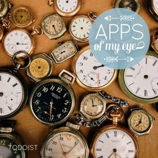 Apps of My Eye: Todoist