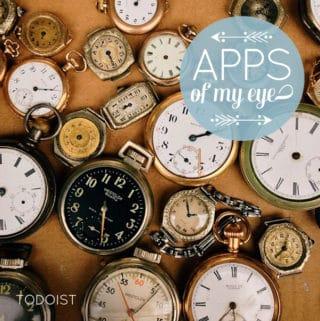 Apps of My Eye: Todoist