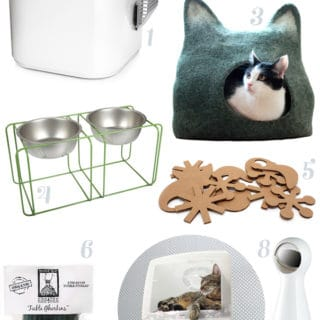 Cat Lady Gift Guide + Pixel's Birthday
