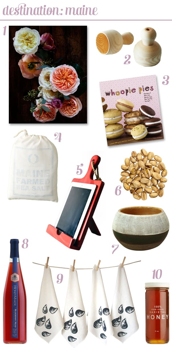 maine gift guide