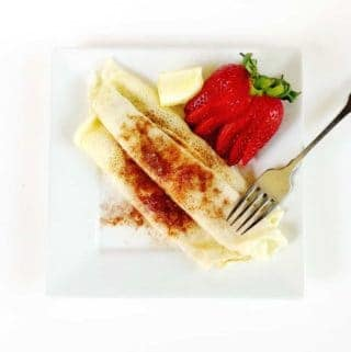 South African Pannekoek // Feast + West