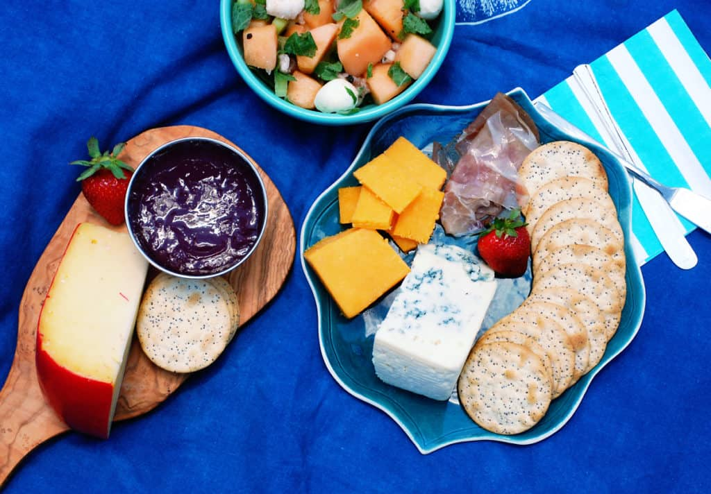 Cheese Plate // Feast + West
