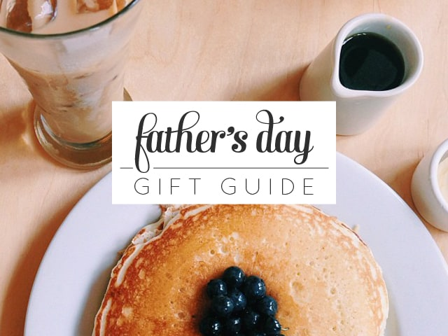 Father's Day Gift Guide // Feast + West