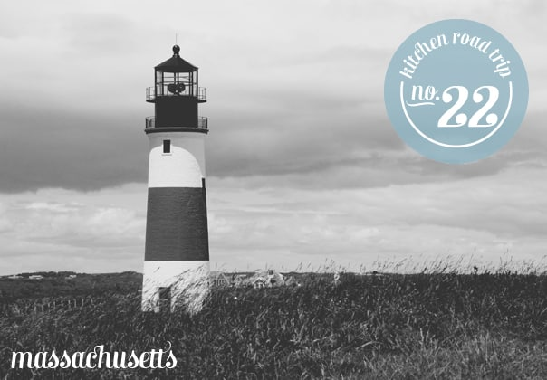 Kitchen Road Trip: Massachusetts Gift Guide // Feast + West
