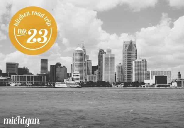 Kitchen Road Trip: Michigan // Feast + West
