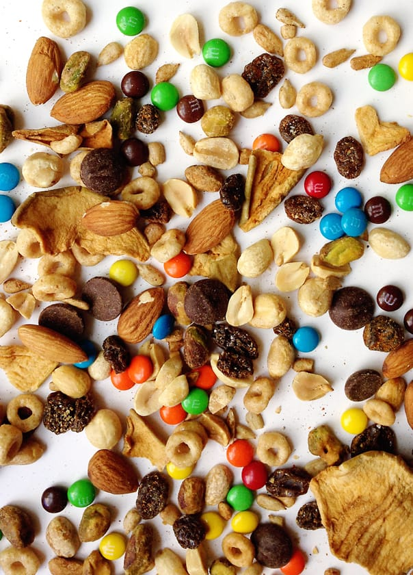 Spicy Trail Mix // Feast + West