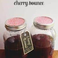 Cherry Bounce Whiskey