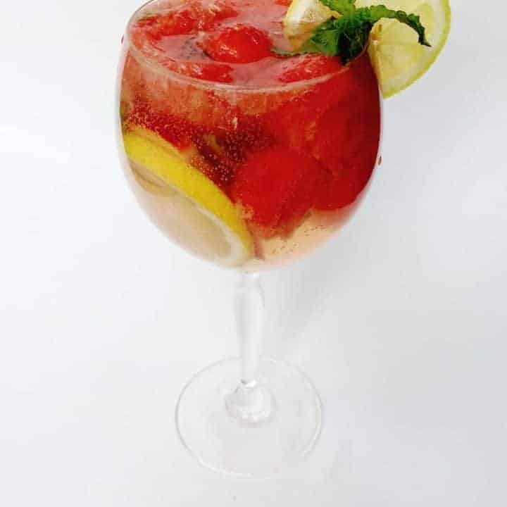 Citrus Watermelon Sangria