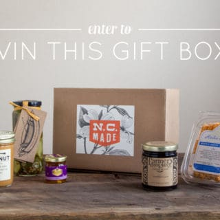 {Giveaway} NC Made Gift Boxes