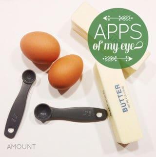 Apps of my Eye: Amount