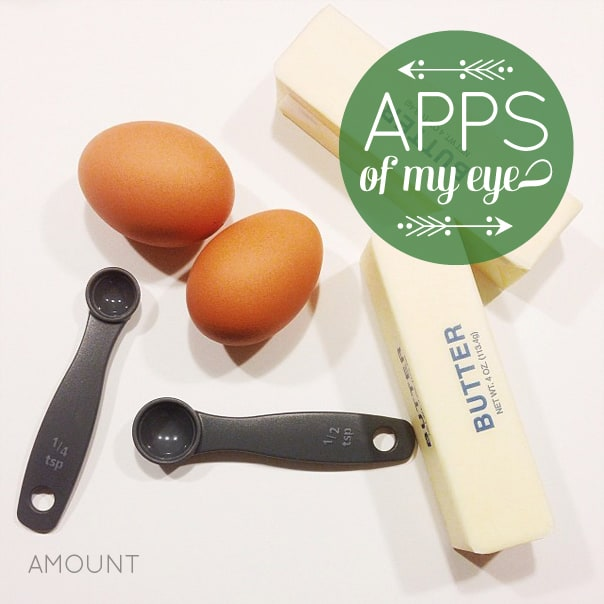 Apps of My Eye: Amount // Feast + West