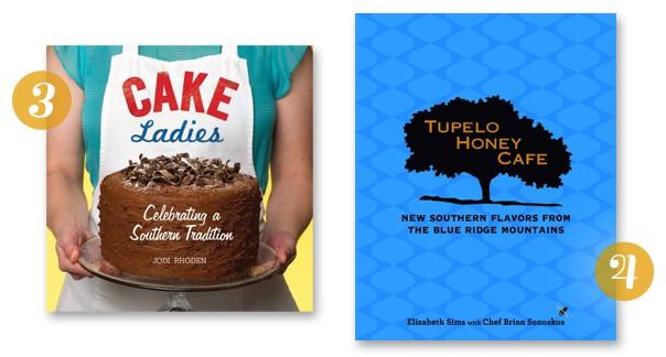 North Carolina Cookbook Wishlist // Feast + West