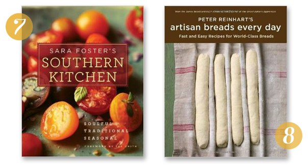 North Carolina Cookbook Wishlist // Feast + West