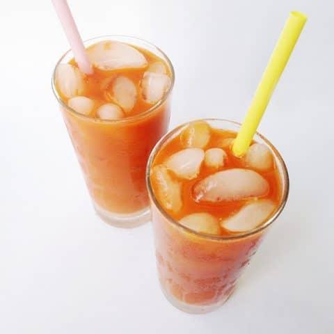 Spiked Thai Iced Tea // Feast + West