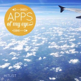 Apps of my Eye: Hitlist