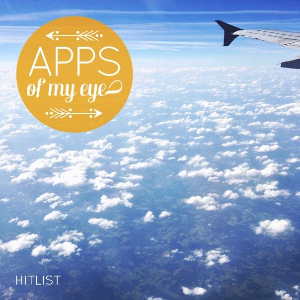 Apps of my Eye: Hitlist // Feast + West