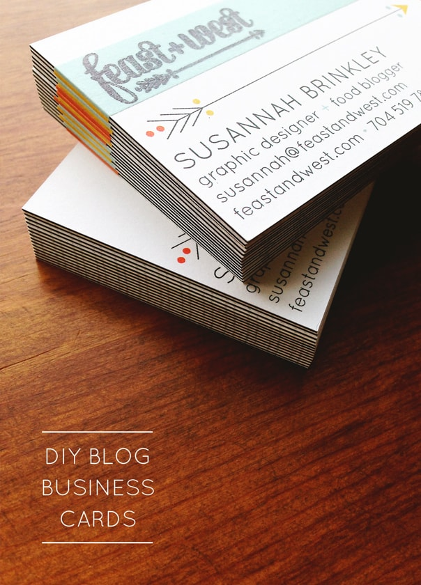 How to make your own business card my craft assistant for How to make your own business card