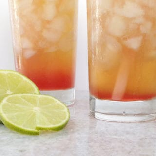 Dala Horse Cocktail
