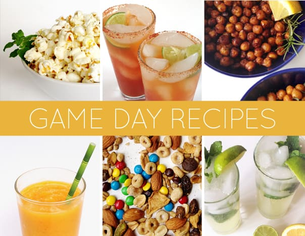Game Day Recipes // Feast + West