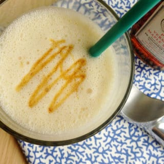 Maple Bourbon Milkshake
