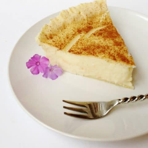 South African Milk Tart Melktert Recipe Feast West