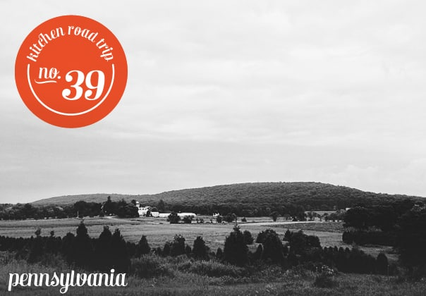 Kitchen Road Trip: Pennsylvania // Feast + West