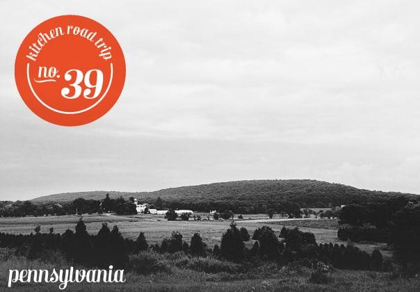Kitchen Road Trip: Pennsylvania // Feast + West