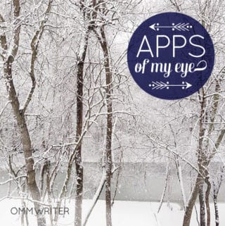 Apps of my Eye: Ommwriter