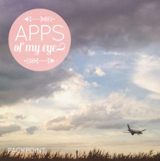 Apps of my Eye: Packpoint // Feast + West