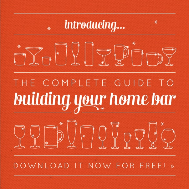 The Complete Guide to Building Your Home Bar // Feast + West