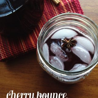Cherry Bounce Ginger Snap