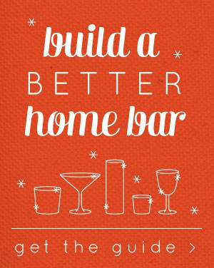 The Complete Guide to Building Your Home Bar