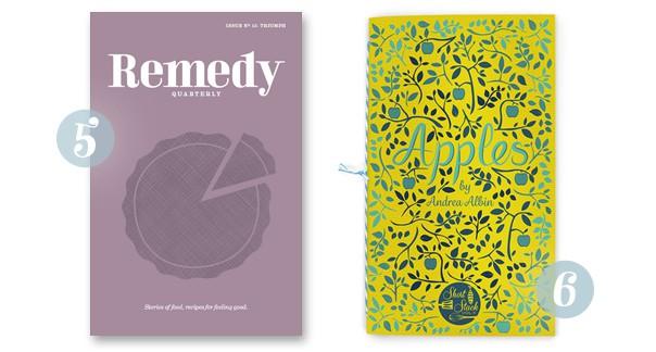 8 Indie Magazines // Feast + West