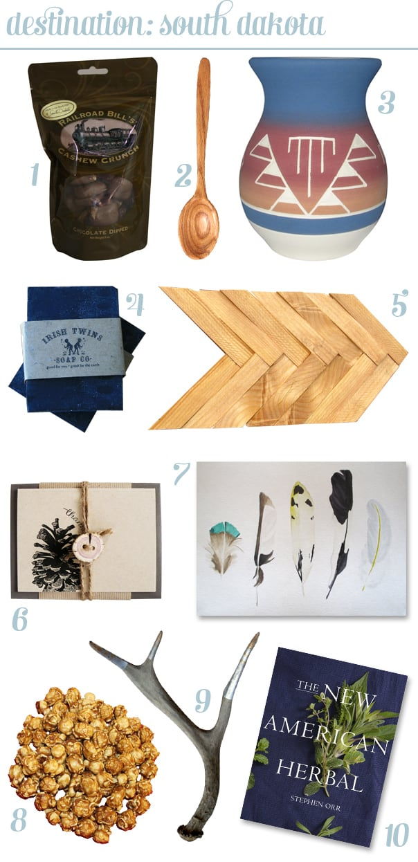 Kitchen Road Trip: South Dakota gift guide // Feast + West