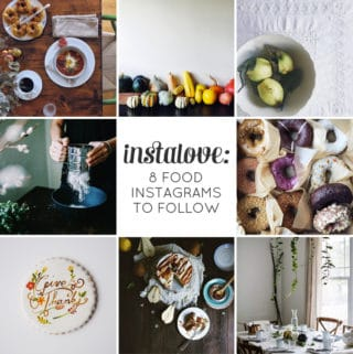 8 Food Instagrams to Follow