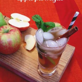 Apple Pie Mojito