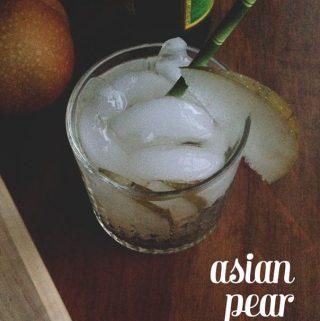 Asian Pear Mule