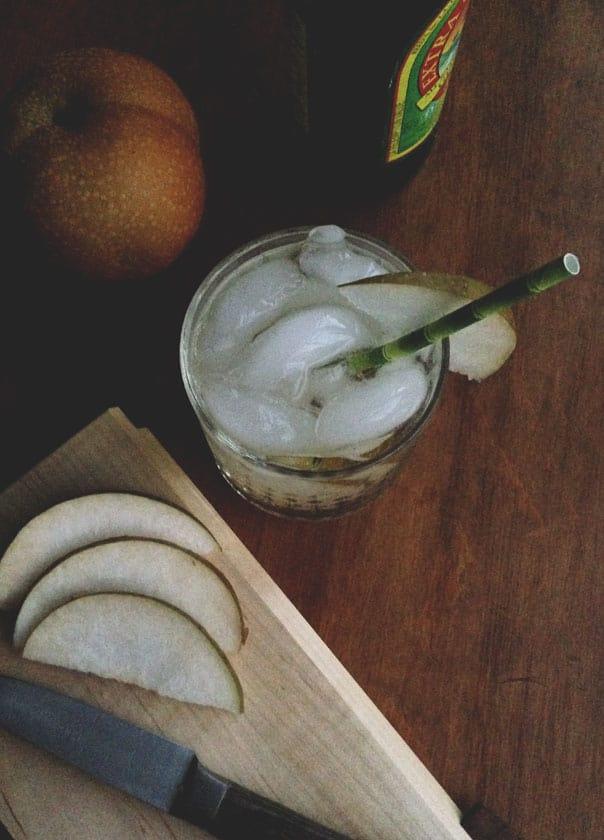 Asian Pear Mule // Feast + West