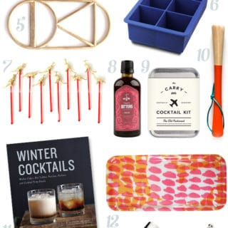 Gift Ideas for the Mixologist