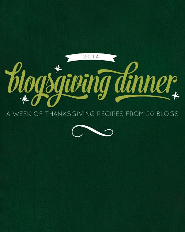 Blogsgiving Dinner: 52 Thanksgiving Recipes from 20 Blogs // Feast + West